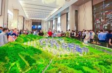 绿地御山台绽放围子山 缔造济南高端豪宅红盘项目