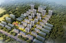 济南鲁丰盛世华庭通过主体验收 为安丘大型建设项目