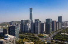 济南第一高正式易主 339米云鼎大厦公开亮相